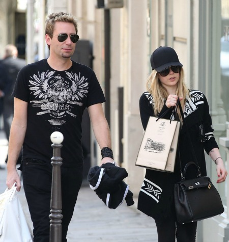 Avril Lavigne | tanaRievents Avril Lavigne And Chad Kroeger Engagement Ring