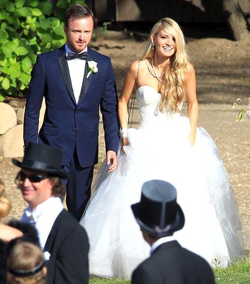 Celebrity Wedding: Celebrity Weddings 2013