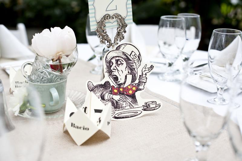 Make Your Perfect Wedding In Wonderland!